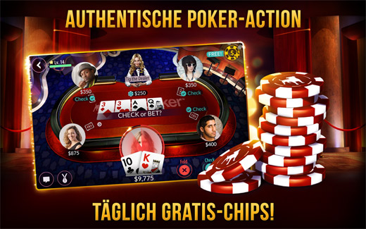 Zynga Poker - Google play