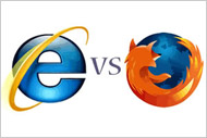 Welcher Webbrowser: Internet Explorer oder Firefox