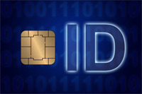 Kartendruck - Personalasuweis ID